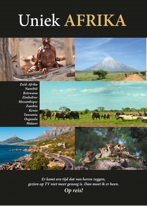 Brochure Uniek Afrika